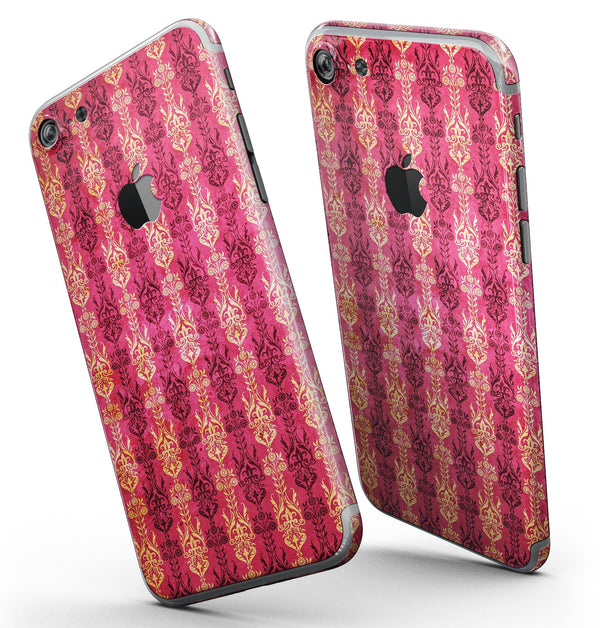 Antique_Pink_and_Yellow_Damask_Pattern_-_iPhone_7_-_FullBody_4PC_v3.jpg