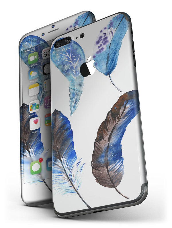 Azul_Watercolor_Feathers_-_iPhone_7_Plus_-_FullBody_4PC_v4.jpg
