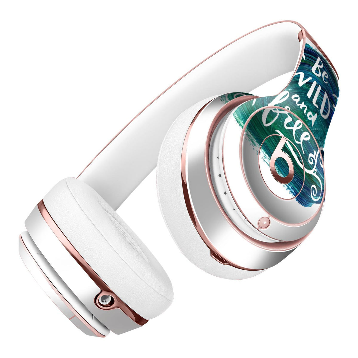 Be Wild and Free Full-Body Skin Kit for the Beats by Dre Solo 3 Wireless  Headphones