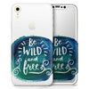 Be Wild and Free - Skin-Kit for the Apple iPhone XR, XS MAX, XS/X, 8/8+, 7/7+, 5/5S/SE (All iPhones Available)