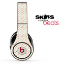 Vintage Stars Pattern Skin for the Beats by Dre Solo, Studio, Wireless, Pro or Mixr
