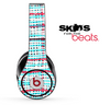 Vintage Color Mesh Skin for the Beats by Dre Solo, Studio, Wireless, Pro or Mixr