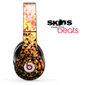 Abstract Gold Tiled Skin for the Beats by Dre Solo, Studio, Wireless, Pro or Mixr