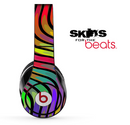 Abstract Color Swirled V3 for the Beats by Dre Solo, Studio, Wireless, Pro or Mixr