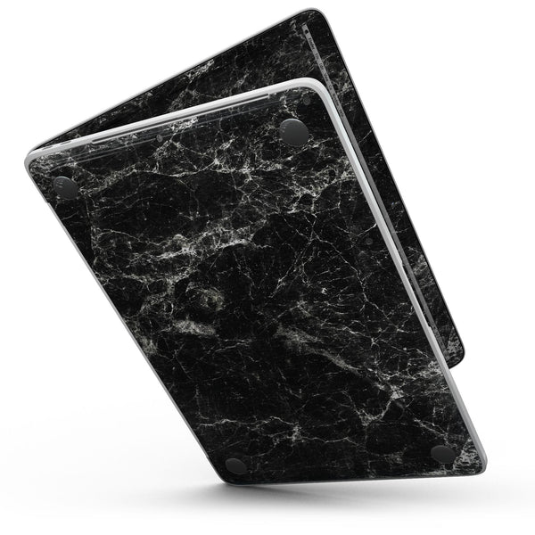 MacBook Pro with Touch Bar Skin Kit - Black_Scratched_Marble-MacBook_13_Touch_V6.jpg?
