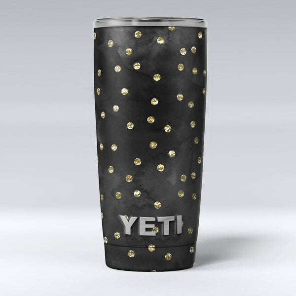 Black_Watercolor_and_Gold_Glimmer_Polka_Dots_-_Yeti_Rambler_Skin_Kit_-_20oz_-_V1.jpg