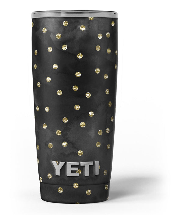 Black_Watercolor_and_Gold_Glimmer_Polka_Dots_-_Yeti_Rambler_Skin_Kit_-_20oz_-_V3.jpg