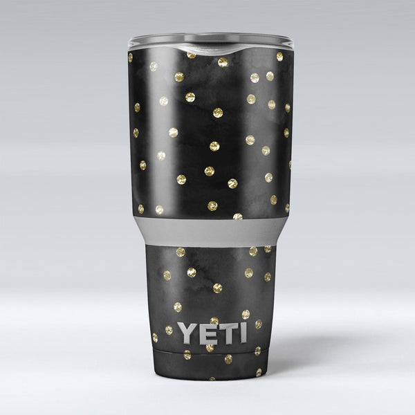 Black_Watercolor_and_Gold_Glimmer_Polka_Dots_-_Yeti_Rambler_Skin_Kit_-_30oz_-_V1.jpg