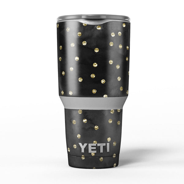 Black_Watercolor_and_Gold_Glimmer_Polka_Dots_-_Yeti_Rambler_Skin_Kit_-_30oz_-_V5.jpg