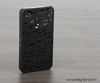 The Black Web Case for the iPhone 4/4s or 5
