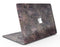 Black and Purple Watercolor Leopard Pattern - MacBook Air Skin Kit