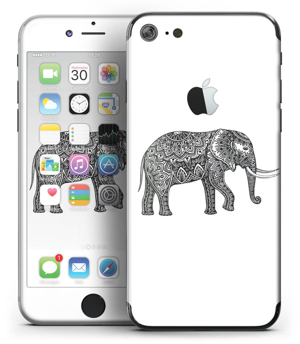Black_and_White_Aztec_Ethnic_Elephant_-_iPhone_7_-_FullBody_4PC_v2.jpg