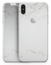 Bland Marble Surface with Gray  - iPhone X Skin-Kit