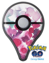 Blot 4 Absorbed Watercolor Texture Pokémon GO Plus Vinyl Protective Decal Skin Kit