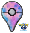 Blots 642 Absorbed Watercolor Texture Pokémon GO Plus Vinyl Protective Decal Skin Kit