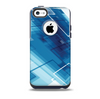 Blue Transending SquaresSkin for the iPhone 5c OtterBox Commuter Case