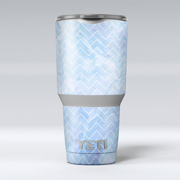 Blue_Watercolor_Chevron_-_Yeti_Rambler_Skin_Kit_-_30oz_-_V1.jpg