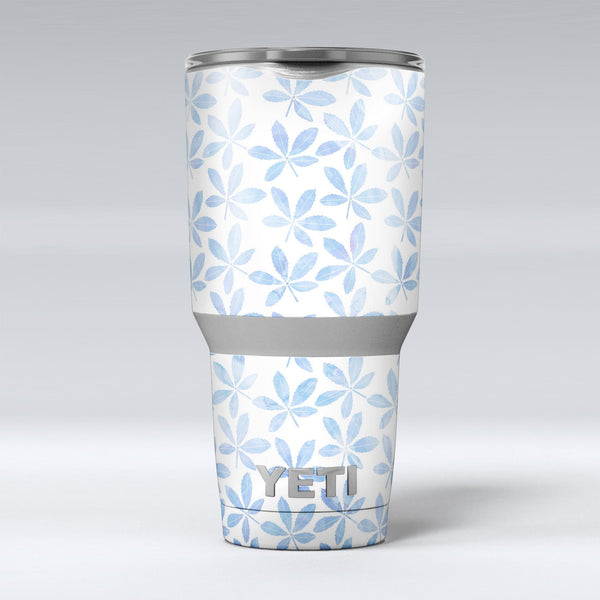 Blue_Watercolor_Leaves_-_Yeti_Rambler_Skin_Kit_-_30oz_-_V1.jpg