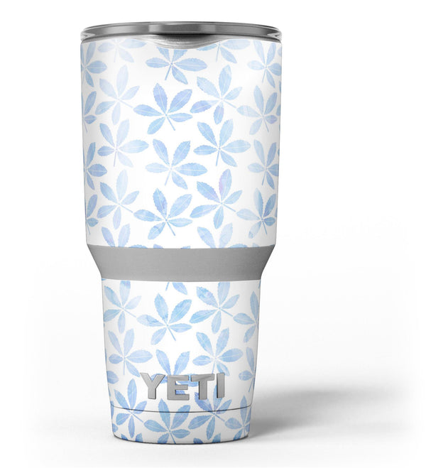 Blue_Watercolor_Leaves_-_Yeti_Rambler_Skin_Kit_-_30oz_-_V3.jpg