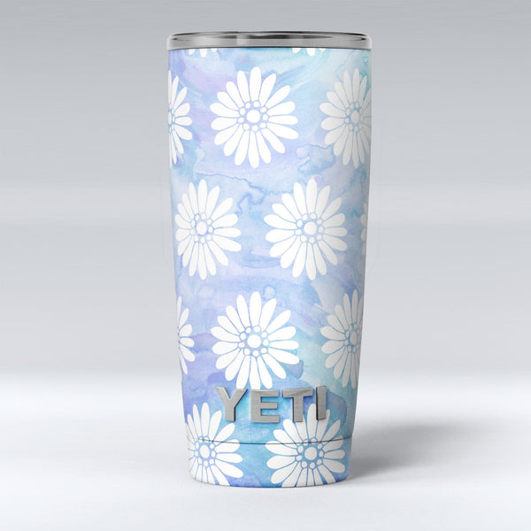 Blue_and_White_Watercolor_Flower_Print_Pattern_-_Yeti_Rambler_Skin_Kit_-_20oz_-_V1.jpg