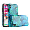 Blurred Abstract Flow V40 - iPhone X Swappable Hybrid Case