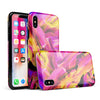 Blurred Abstract Flow V4 - iPhone X Swappable Hybrid Case