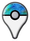 Blushed 493 Absorbed Watercolor Texture Pokémon GO Plus Vinyl Protective Decal Skin Kit