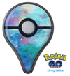 Bright Absorbed Watercolor Texture Pokémon GO Plus Vinyl Protective Decal Skin Kit