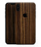 Bright Ebony Woodgrain - iPhone XS MAX, XS/X, 8/8+, 7/7+, 5/5S/SE Skin-Kit (All iPhones Available)