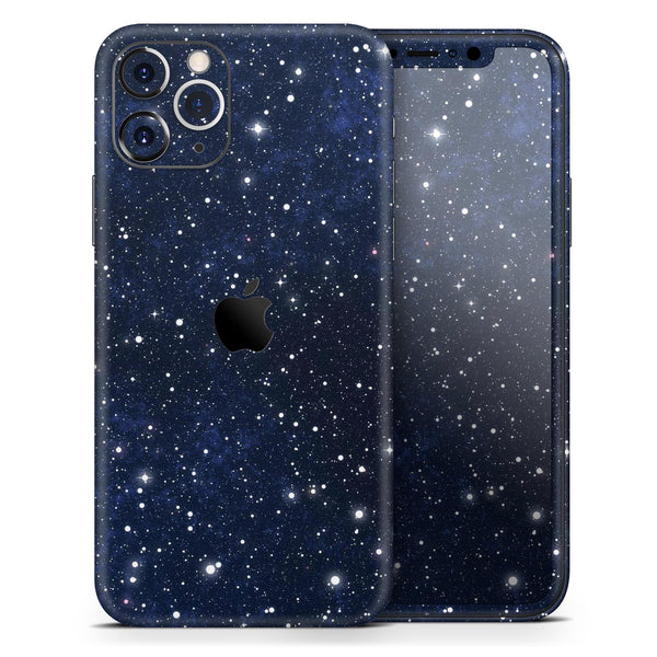 Bright Starry Sky - Skin-Kit for the Apple iPhone 11, 11 Pro or 11 Pro Max