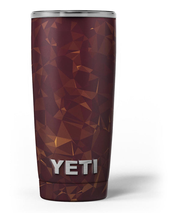 Brown_and_Copper_Abstract_Geometric_Shapes_-_Yeti_Rambler_Skin_Kit_-_20oz_-_V3.jpg