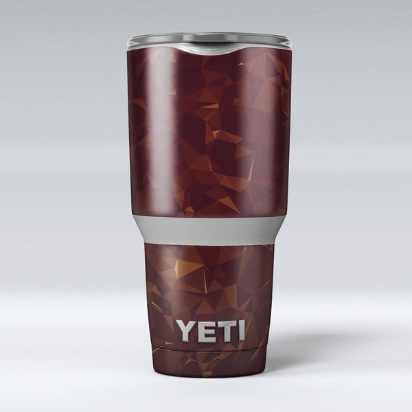Brown_and_Copper_Abstract_Geometric_Shapes_-_Yeti_Rambler_Skin_Kit_-_30oz_-_V1.jpg
