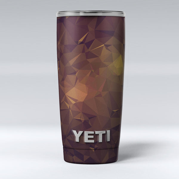 Brown_and_Gold_Geometric_Triangles_-_Yeti_Rambler_Skin_Kit_-_20oz_-_V1.jpg