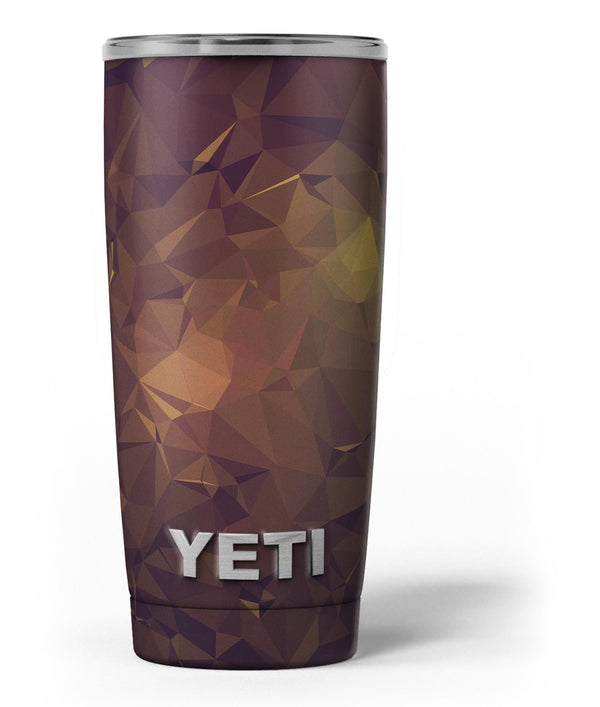 Brown_and_Gold_Geometric_Triangles_-_Yeti_Rambler_Skin_Kit_-_20oz_-_V3.jpg