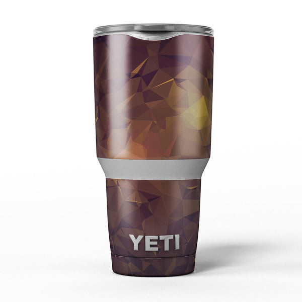 Brown_and_Gold_Geometric_Triangles_-_Yeti_Rambler_Skin_Kit_-_30oz_-_V5.jpg