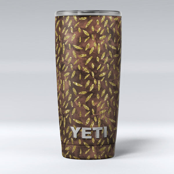 Brown_and_Gold_Leaf_Pattern_-_Yeti_Rambler_Skin_Kit_-_20oz_-_V1.jpg