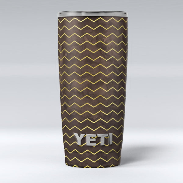 Brown_and_Gold_Watercolor_Cheveron_-_Yeti_Rambler_Skin_Kit_-_20oz_-_V1.jpg