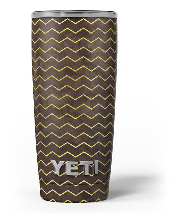 Brown_and_Gold_Watercolor_Cheveron_-_Yeti_Rambler_Skin_Kit_-_20oz_-_V3.jpg