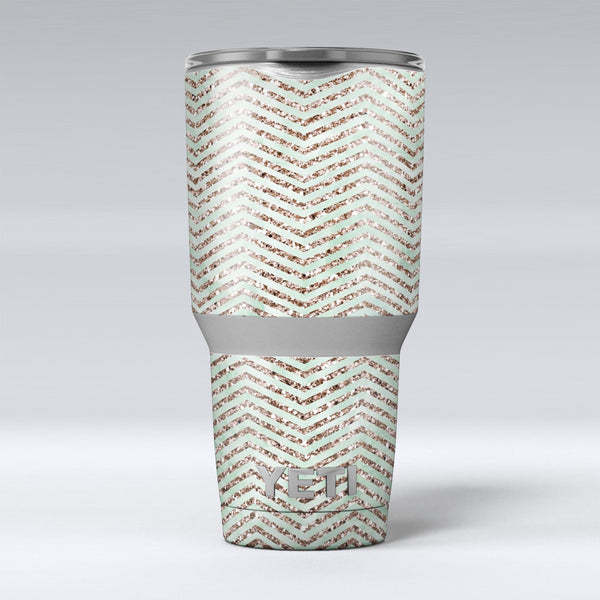 Brown_and_Green_Glimmer_Chevron_-_Yeti_Rambler_Skin_Kit_-_30oz_-_V1.jpg