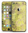 Brown_and_Lime_Green_Floral_Damask_Pattern_-_iPhone_7_-_FullBody_4PC_v2.jpg