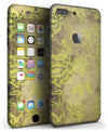 Brown_and_Lime_Green_Floral_Damask_Pattern_-_iPhone_7_Plus_-_FullBody_4PC_v3.jpg