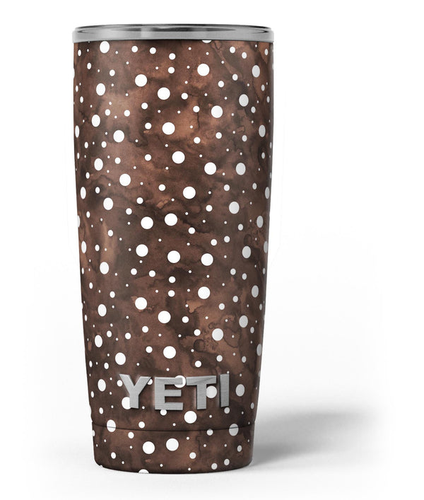 Brown_and_White_Watercolor_Polka_Dots_-_Yeti_Rambler_Skin_Kit_-_20oz_-_V3.jpg
