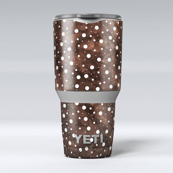 Brown_and_White_Watercolor_Polka_Dots_-_Yeti_Rambler_Skin_Kit_-_30oz_-_V1.jpg