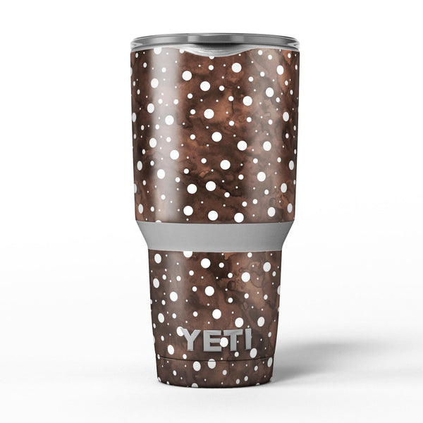Brown_and_White_Watercolor_Polka_Dots_-_Yeti_Rambler_Skin_Kit_-_30oz_-_V5.jpg