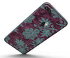 Burgundy_and_Turquoise_Floral_Velvet_v2_-_iPhone_7_Plus_-_FullBody_4PC_v5.jpg