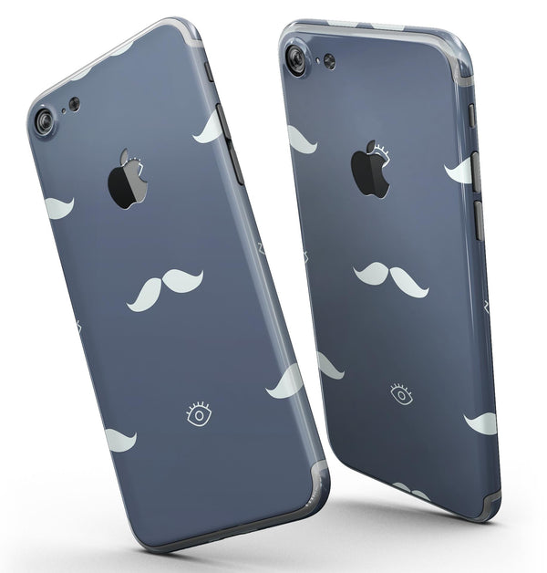 Cartoon_Eyes_Mustache_Over_Navy_Pattern_-_iPhone_7_-_FullBody_4PC_v3.jpg