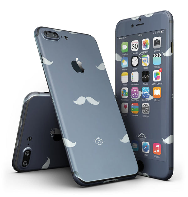 Cartoon_Eyes_Mustache_Over_Navy_Pattern_-_iPhone_7_Plus_-_FullBody_4PC_v2.jpg