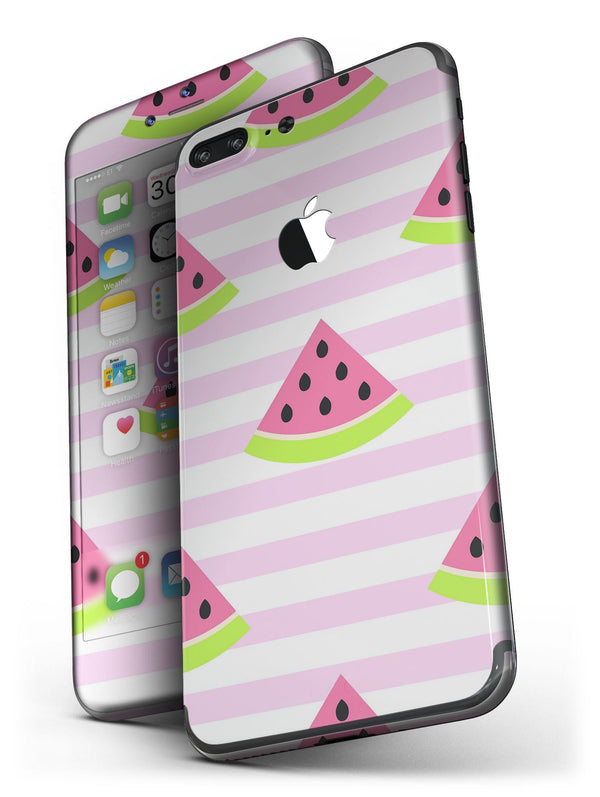 Cartoon_Watermelon_Over_Pink_Stripes_-_iPhone_7_Plus_-_FullBody_4PC_v4.jpg