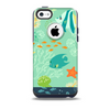 Colorful Bright Saltwater Fish Skin for the iPhone 5c OtterBox Commuter Case