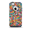 Colorful Candy Sprinkles Skin for the iPhone 5c OtterBox Commuter Case